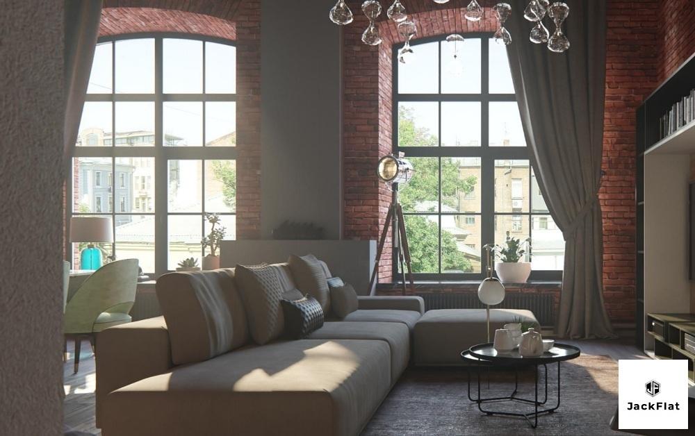Роскошный апартамент 71кв.м в лофт-квартале ЖК Даниловская Мануфактура - Фото 6