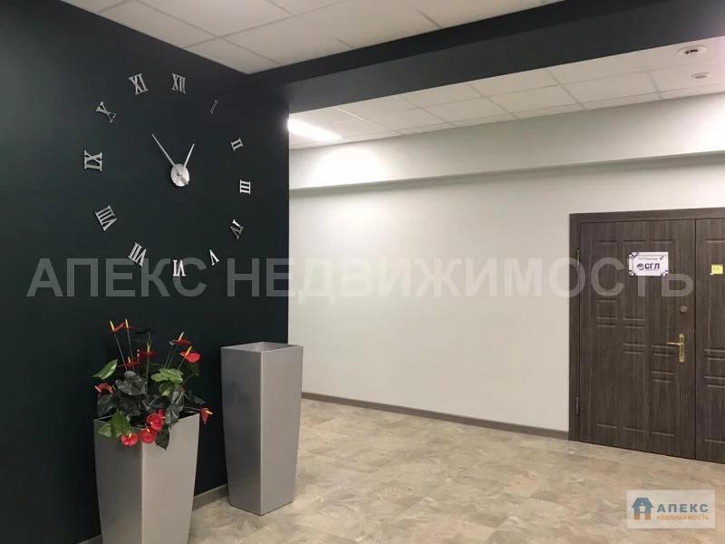Аренда офиса 107 м2 м. Белорусская в бизнес-центре класса С в Тверской - Фото 1