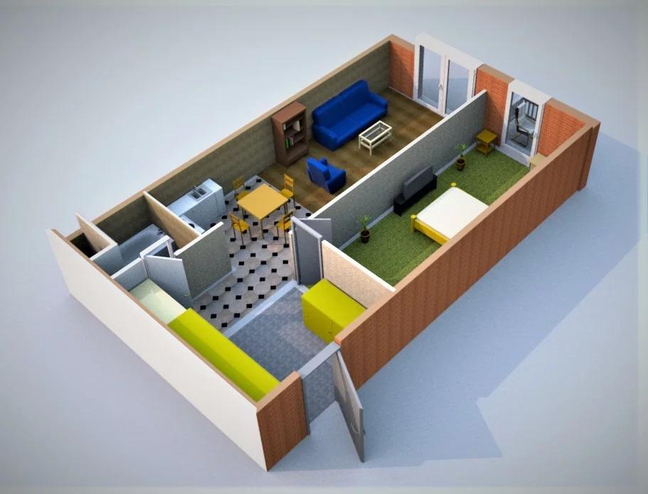 Продажа квартиры, м. Марьина Роща, Марьиной Рощи 12-й проезд - Фото 9