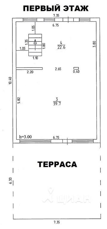 4-к кв. Кемеровская область, Кемерово ул. Марковцева, 8к13 (248.0 м) - Фото 1