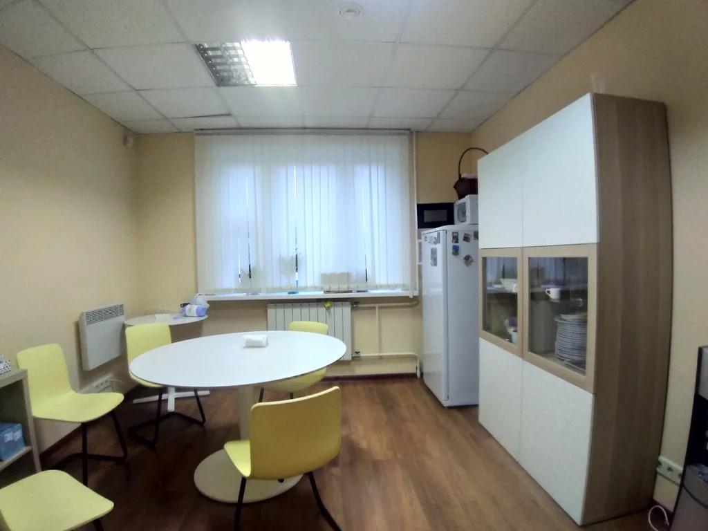 Офис 200кв.м. на Кантемировской. - Фото 11