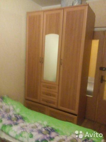 300 Руб., Есть места в 2х комнатах с понедельной оплатой, Снять комнату на сутки в Москве, ID объекта - 700932455 - Фото 1
