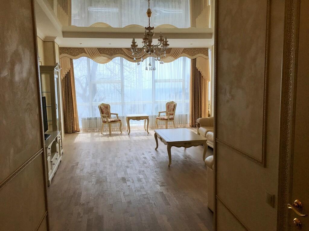 2-ая квартира в живописном Гурзуфе в элитном жилом комплексе. Бассейн - Фото 13