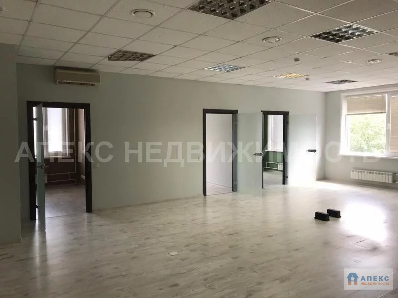 Аренда офиса 107 м2 м. Белорусская в бизнес-центре класса С в Тверской - Фото 0
