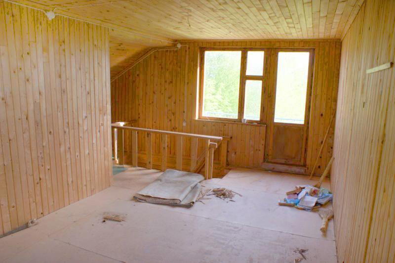 Дом в деревне Гарутино с участком для ПМЖ. Рядом водоем, лес, речка. - Фото 12