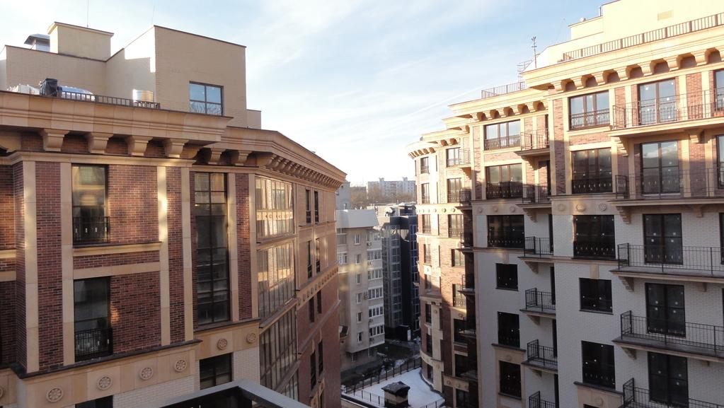 """Cвой видовой этаж 550кв.м. в ЖК """"Royal House on Yauza"""" - Фото 27"""
