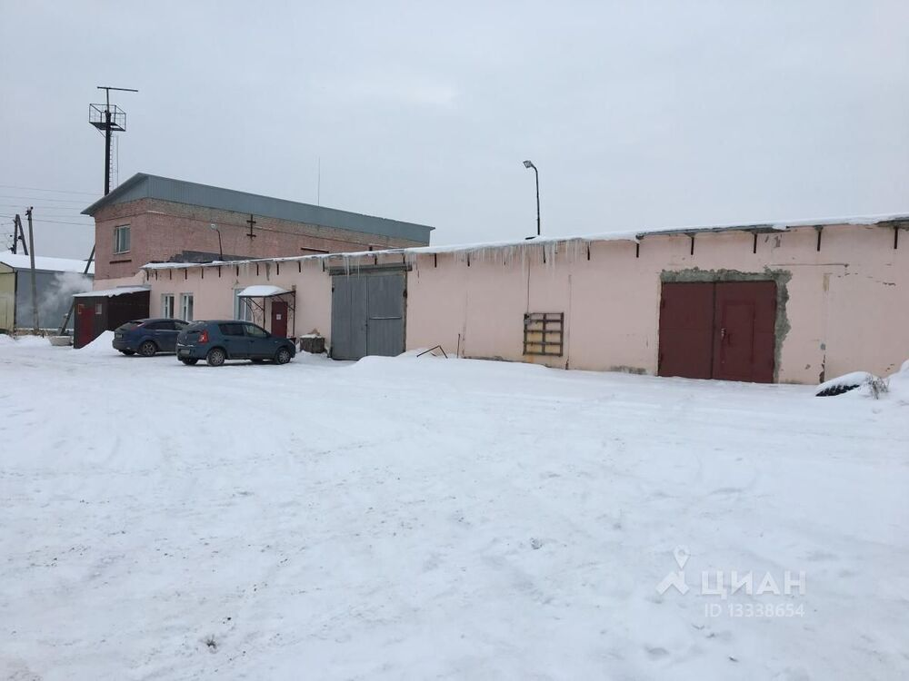 Склад в Курганская область, Курган Омская ул, 139 (220.0 м) - Фото 0
