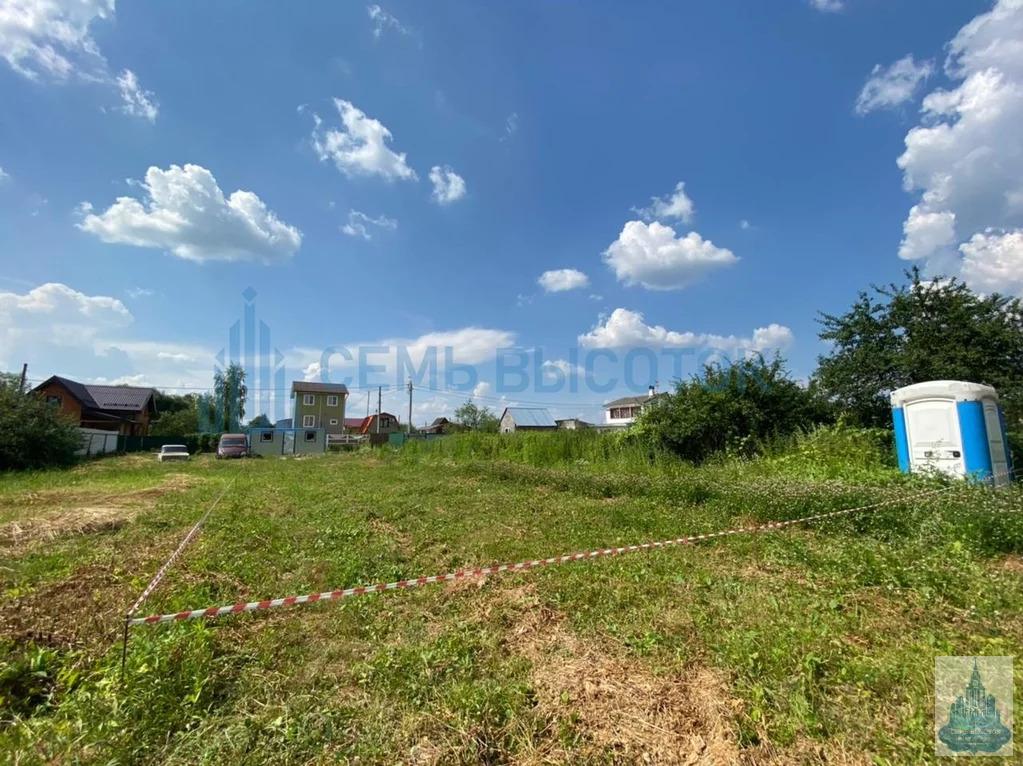 Продажа участка, Кленово, Кленовское с. п, Ул. Садовая - Фото 3