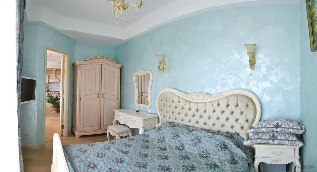 Квартира с дизайнерским ремонтом в элитном ЖК, в Гурзуфе, вид на море - Фото 14