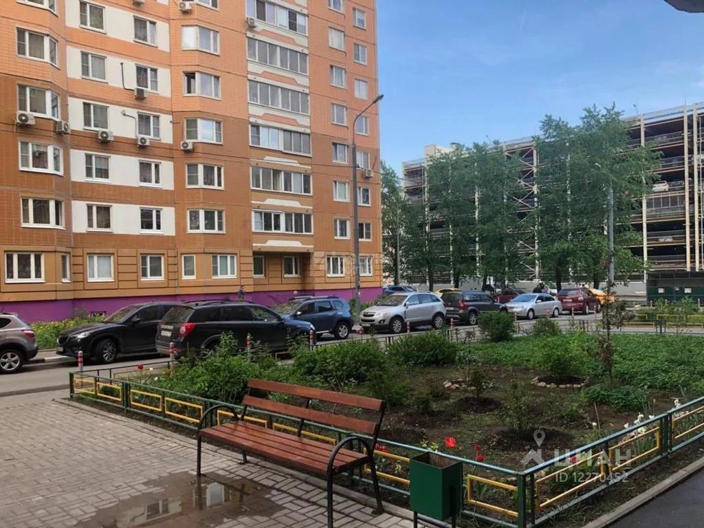 2-к кв. Москва Большая Очаковская ул, 12к4 (60.3 м) - Фото 1