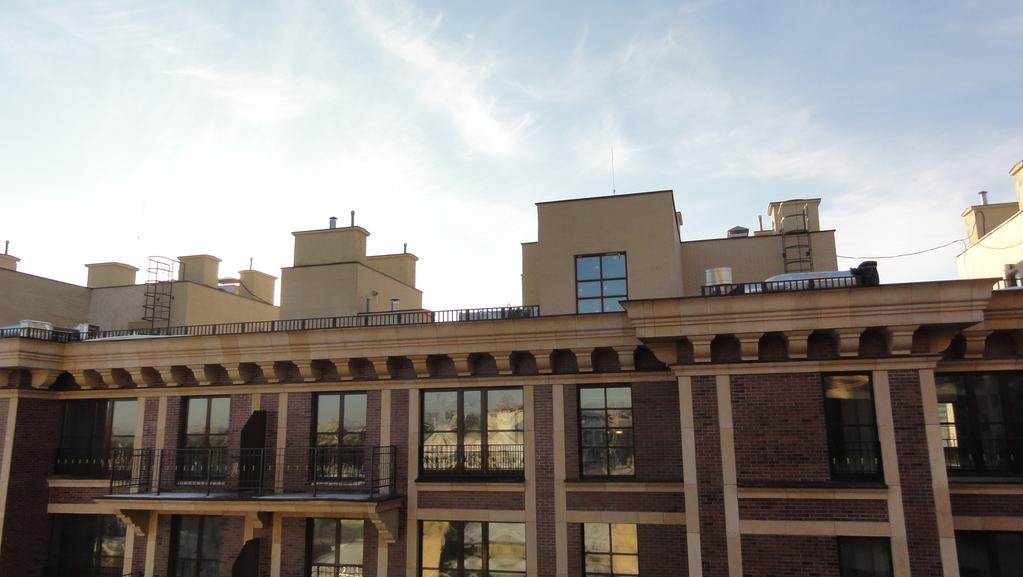 """Cвой видовой этаж 550кв.м. в ЖК """"Royal House on Yauza"""" - Фото 22"""