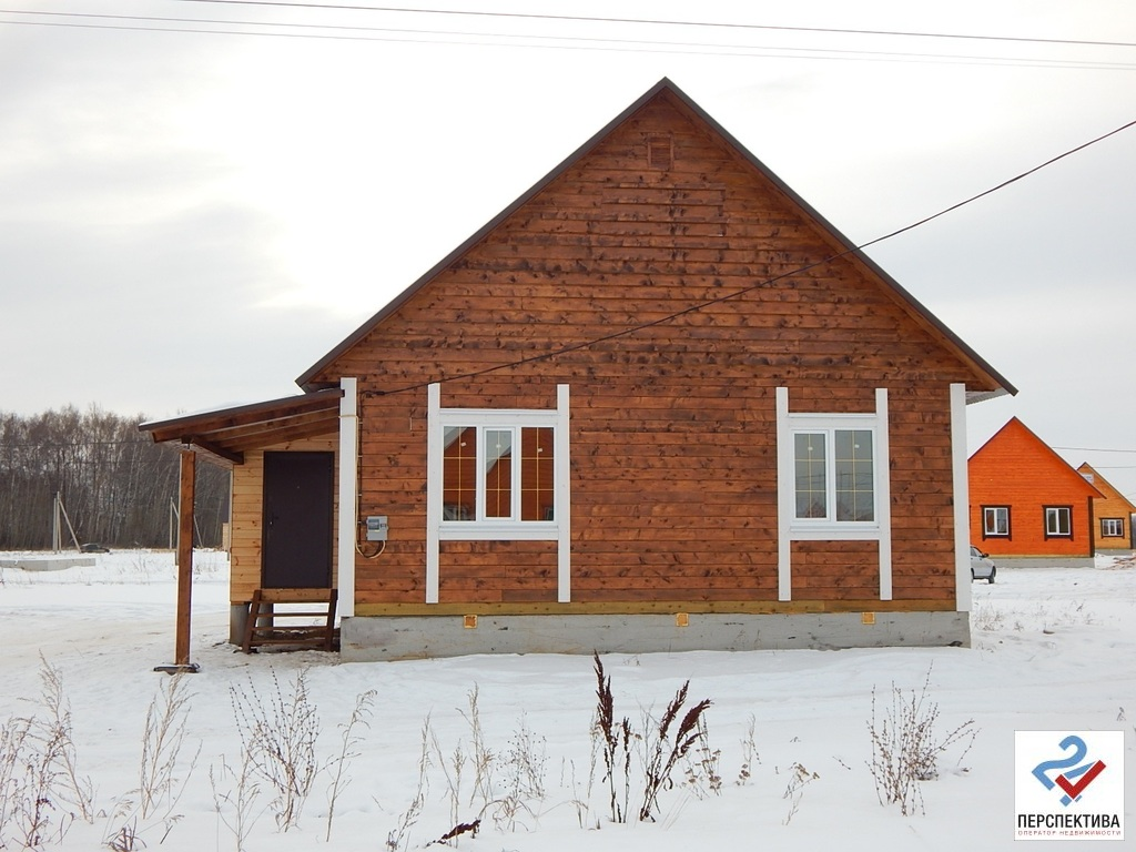 Одноэтажный дом из бруса, общей площадью 70 кв.м, на земельном участк - Фото 3