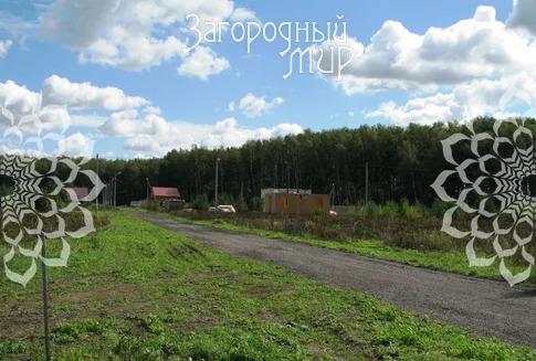 Продам участок, Новорязанское шоссе, 50 км от МКАД - Фото 2