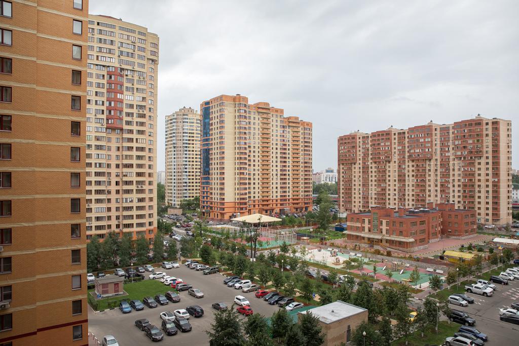 Продается трехкомнатная квартира 108 кв. м - Фото 20