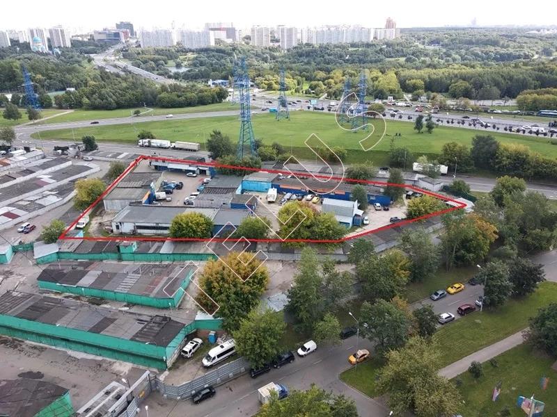 """М. Каширская, ул. Борисовские пруды, 1 000 м2, """"Продажа . - Фото 0"""