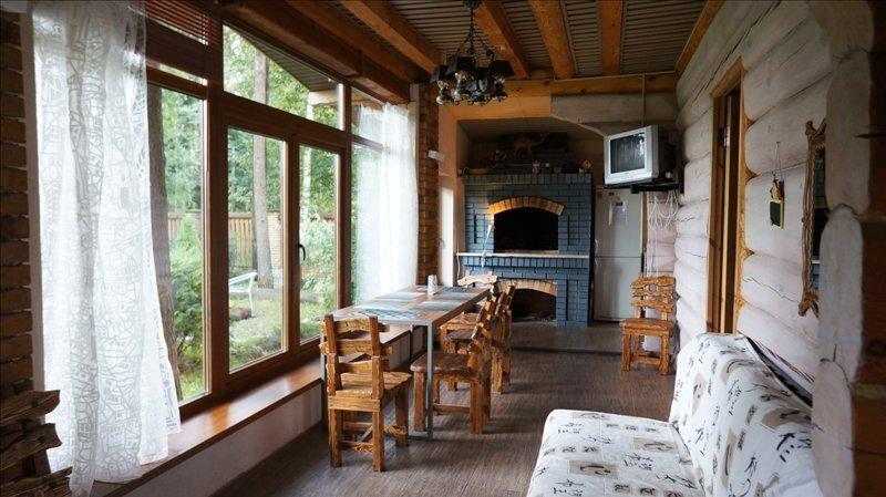Двухэтажный домик с русской баней в пос. Мельничный Ручей - Фото 1