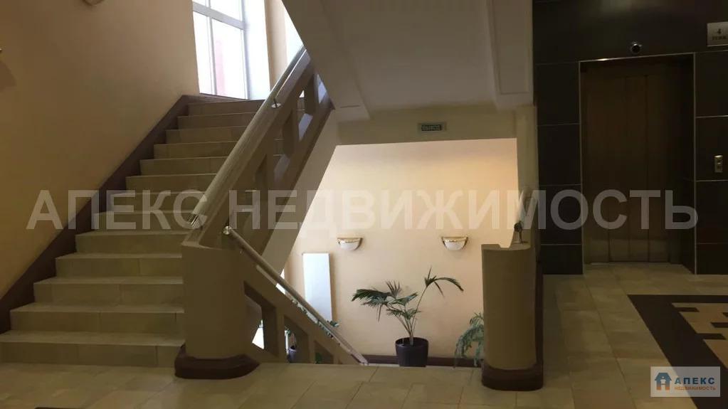 Аренда офиса 405 м2 м. Бауманская в бизнес-центре класса В в Басманный - Фото 2