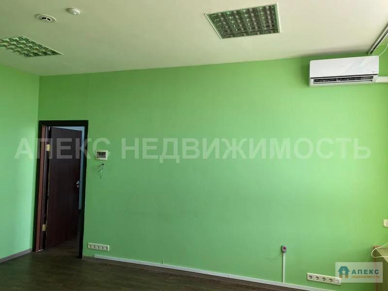 Аренда офиса 50 м2 м. вднх в бизнес-центре класса В в Алексеевский - Фото 3