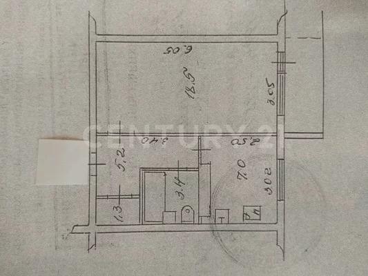 В продаже однакомнатная квартира улучшенной планировки. - Фото 16