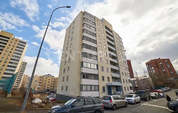 Продажа квартиры-студии на 3/10 этаже панельного дома на ул. Варлам. - Фото 14