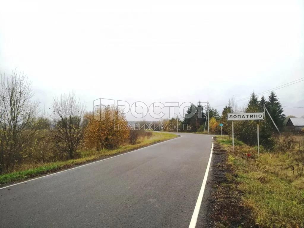 Продажа участка, Лопатино, Роговское с. п, м. Теплый стан - Фото 1