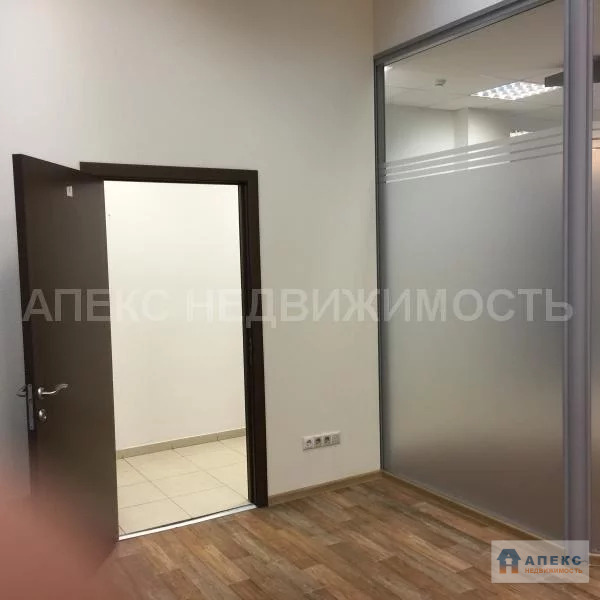 Аренда офиса 470 м2 м. Нагатинская в бизнес-центре класса В в Нагорный - Фото 8