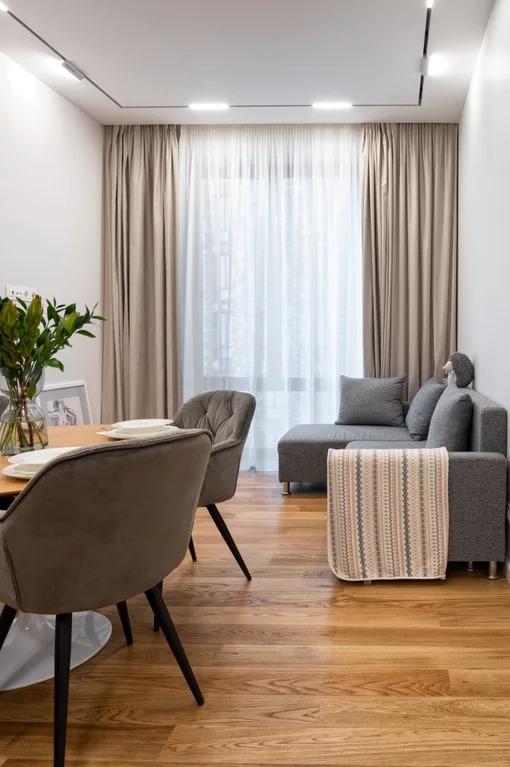 Продается большая трехкомнатная квартира, м. Белорусская, или Улица . - Фото 4