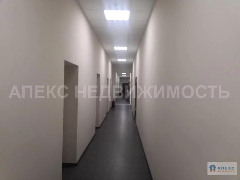 Аренда офиса 416 м2 м. Курская в административном здании в Басманный - Фото 8