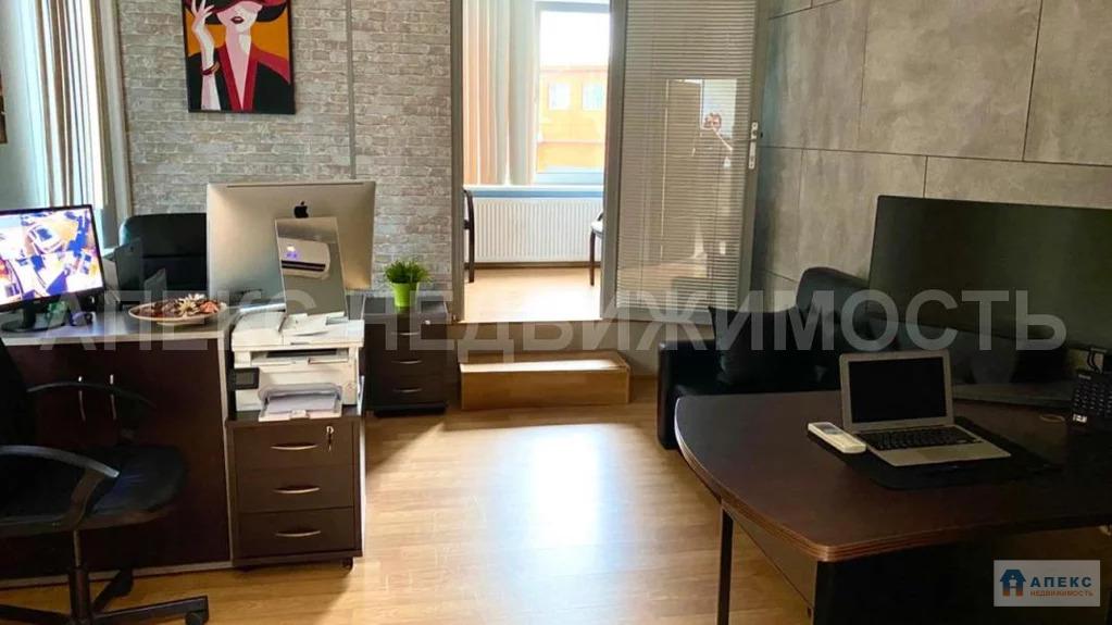 Аренда офиса 204 м2 м. Шелепиха в административном здании в . - Фото 3