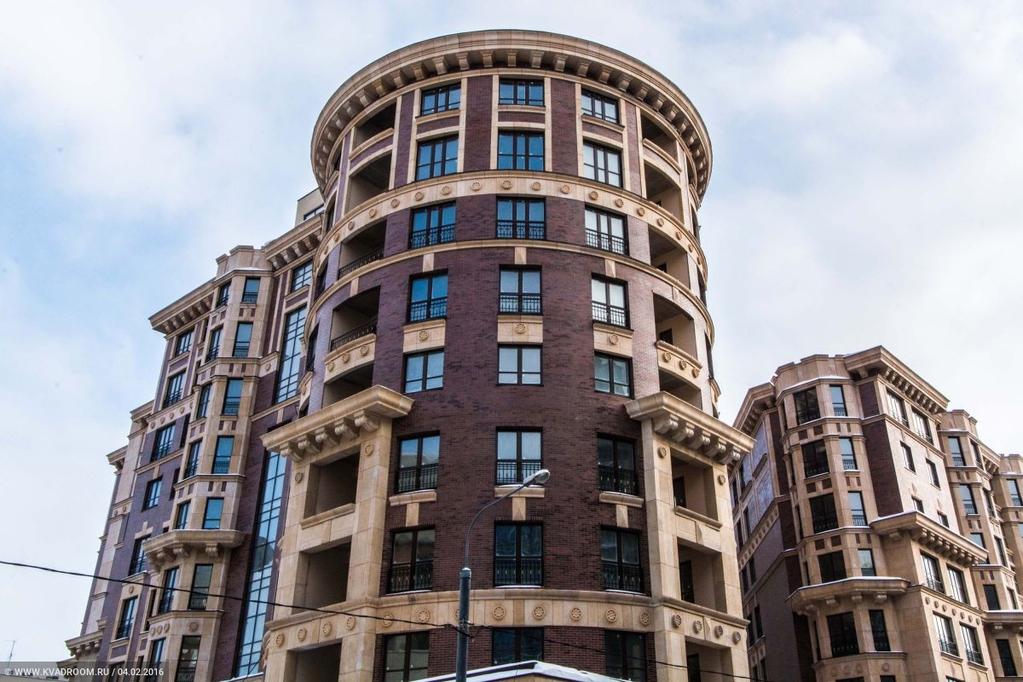 "62кв.м, 3 этаж, 8 секция в ЖК""Royal House on Yauza"" - Фото 11"