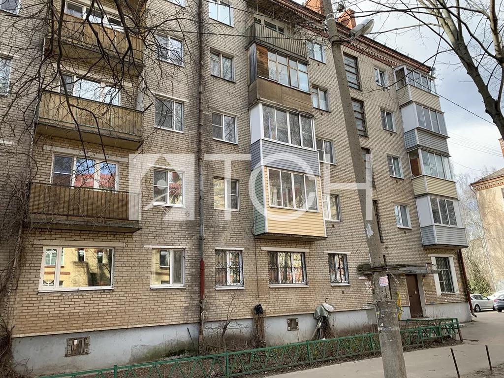 2-комн. квартира, Пушкино, проезд Розанова, 7 - Фото 4