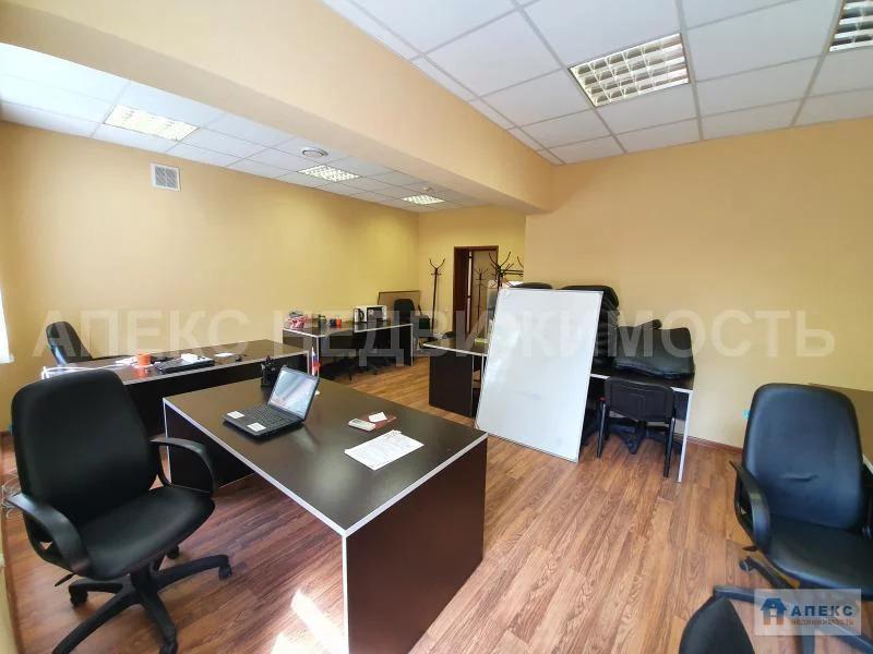 Аренда офиса 155 м2 м. Профсоюзная в бизнес-центре класса В в . - Фото 7