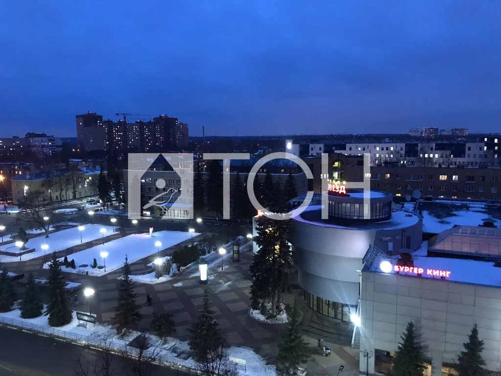 2-комн. квартира, Щелково, пл площадь Ленина, 1 - Фото 10