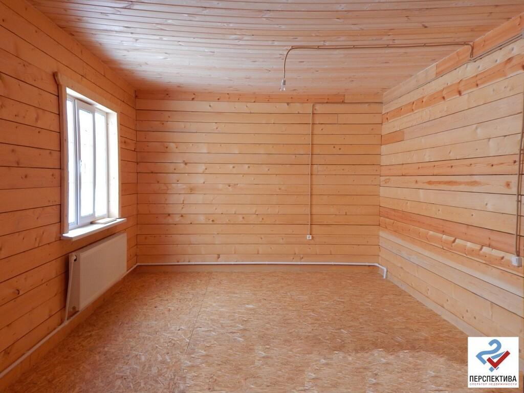 Одноэтажный дом из бруса, общей площадью 70 кв.м, на земельном участк - Фото 8