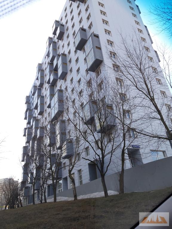 2-комн. квартира, 57 м2 Москва, Матвеевская ул. 11 - Фото 1