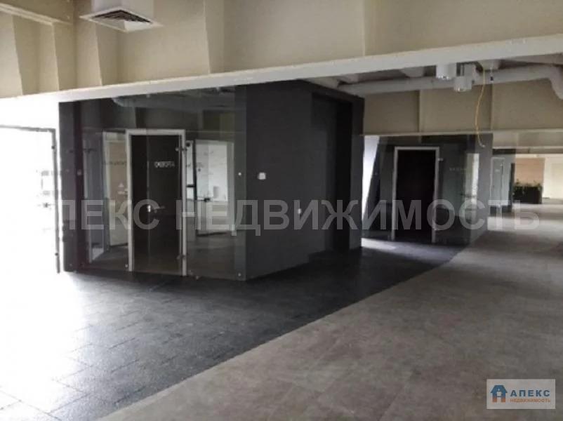 Аренда офиса 817 м2 м. Шаболовская в бизнес-центре класса В в Донской - Фото 0
