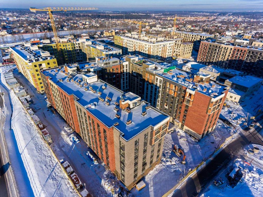 Продажа квартиры, м. Рассказовка, Марушкинское поселение - Фото 24