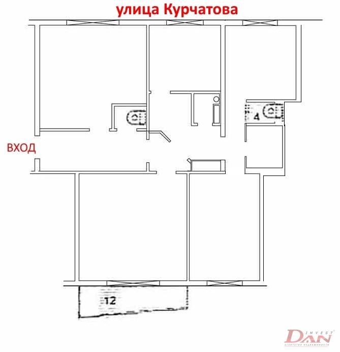 Коммерческая недвижимость, ул. Курчатова, д.23 - Фото 0