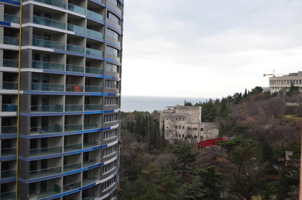 1-ком квартира в 200 м от моря в Парке - Фото 10