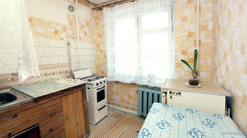 Однокомнатная квартира в городе Волоколамске на ул. Энтузиастов - Фото 4
