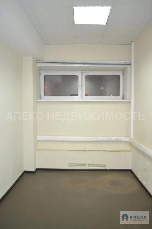 Аренда офиса 11 м2 м. Нагатинская в бизнес-центре класса В в Нагорный - Фото 3