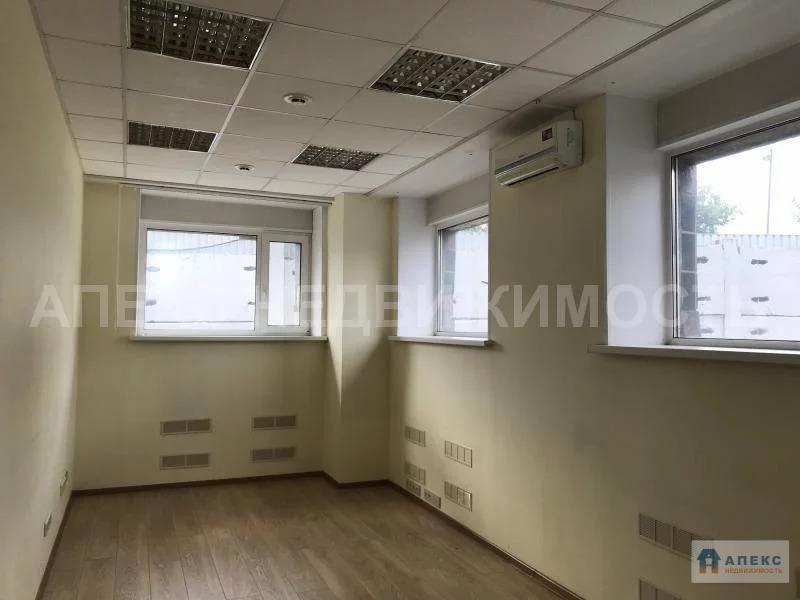 Аренда офиса 123 м2 м. Белорусская в бизнес-центре класса В в Тверской - Фото 0
