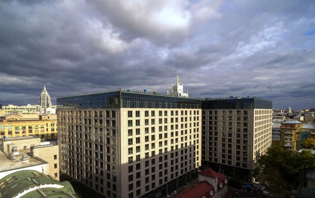 """ЖК """"Сады Пекина"""" - Пентхаус 201,38 кв.м, 12/13 этаж, 1корпус, 5 спален - Фото 23"""