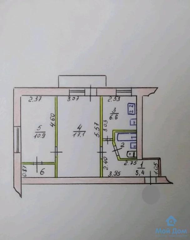 Продажа квартиры, Симферополь, Ул. Севастопольская - Фото 8