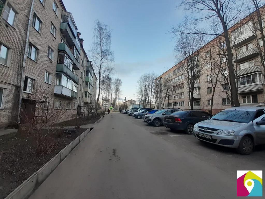 Продается квартира, Хотьково г, Калинина ул, 8, 42м2 - Фото 0