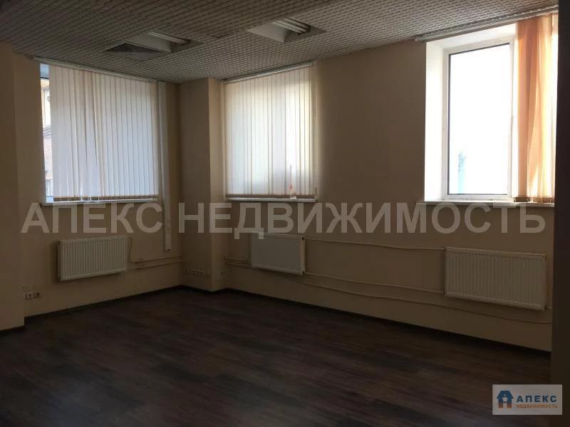 Аренда офиса 130 м2 м. Нагатинская в бизнес-центре класса В в Нагорный - Фото 1
