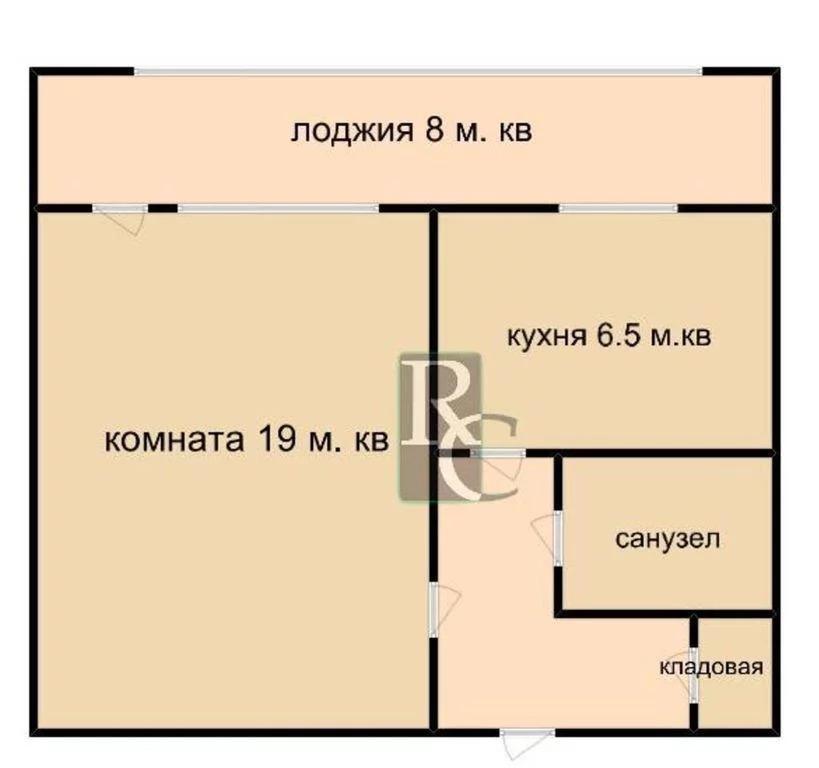 Продажа квартиры, Севастополь, Ул. Разъездная - Фото 1