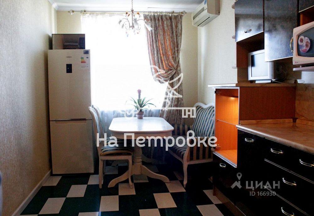 3-к кв. Москва Можайское ш, 26 (80.0 м) - Фото 1