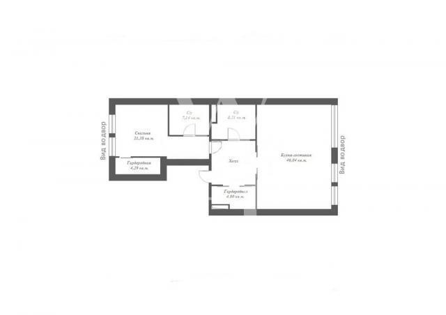 Продажа квартиры, м. Парк культуры, Ул. Льва Толстого - Фото 15