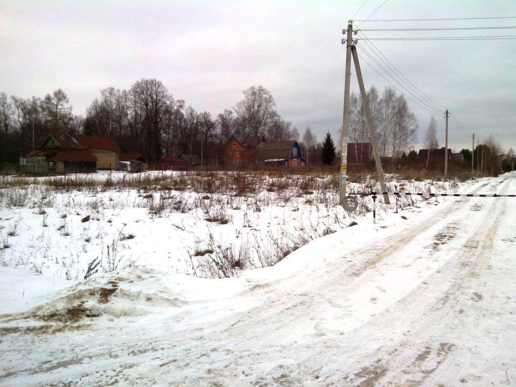 12 соток на берегу озера, МО, Рузский р-н. - Фото 8